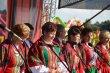 Bieliński image śwarnych gosposi – wykonanie idostawa strojów ludowych dla Koła Gospodyń Wiejskich zLechowa iKakonina