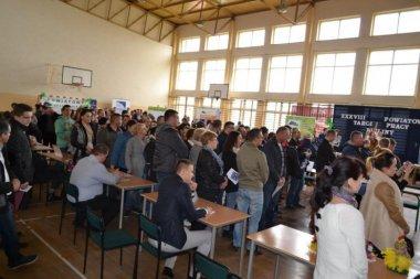 W Bielinach odbyły się Powiatowe Targi Pracy