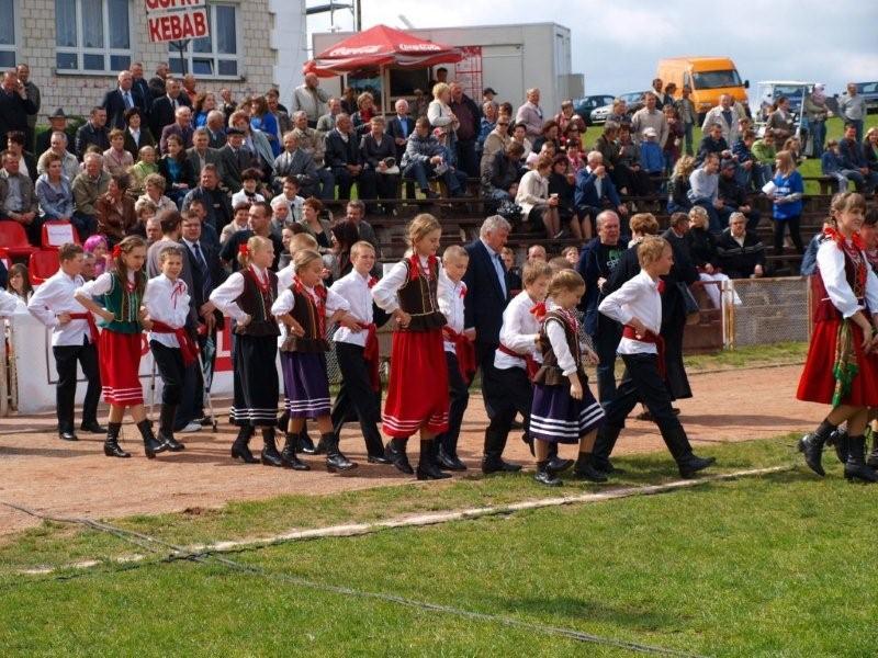 XII Dzień Świętokrzskiej Truskawki. Foto: Paulina Kalecińska